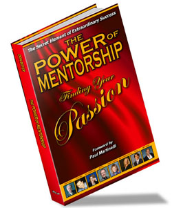 The Power of Mentorship Book | AnnieArmen.com