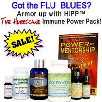 The Hurricane Immune Power Pack (HIPP) | AnnieArmen.com
