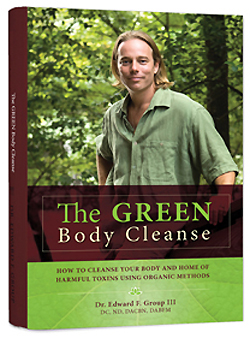 Annie Armen Recommends The Green Body Cleanse Book