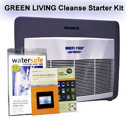 "Annie Armen Recommends The ""Green Living"" Cleanse Starter Kit"